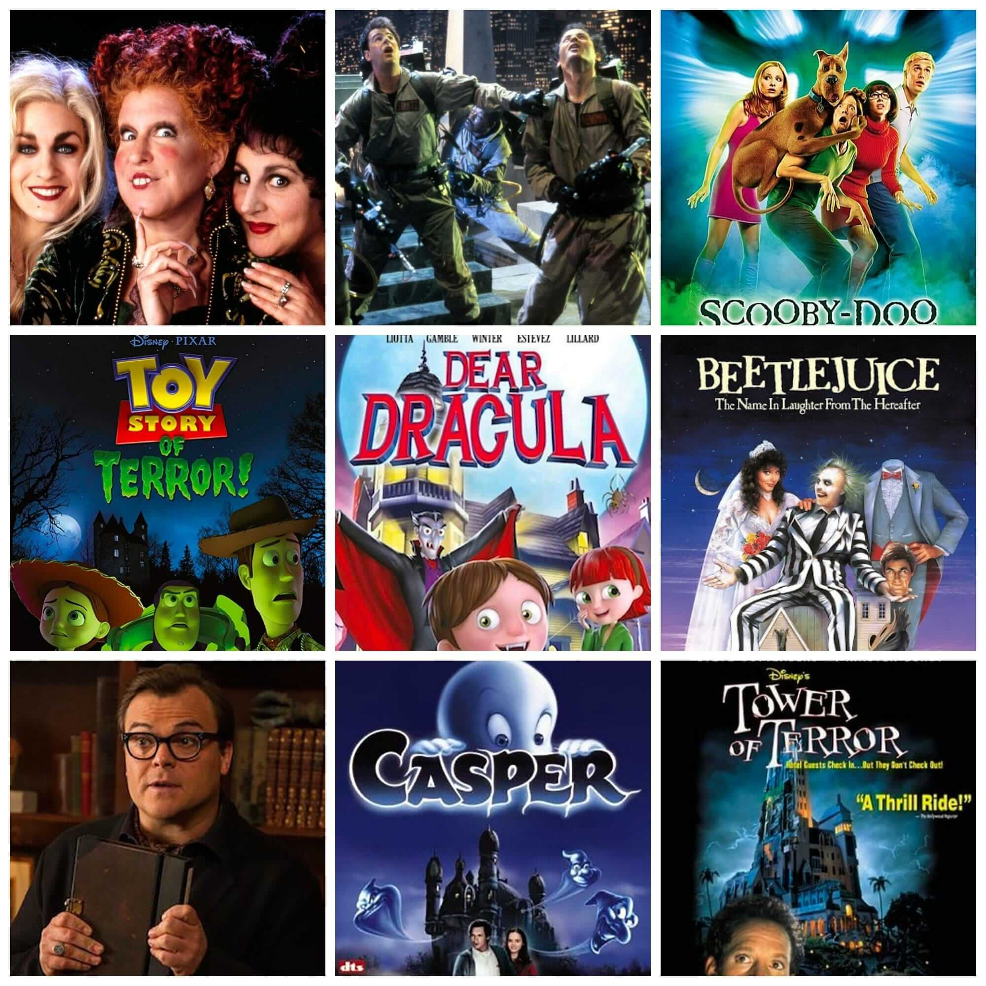 Over 45 All Time Best Halloween Movies for Kids